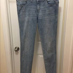 Free People Straight Leg Jeans